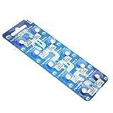 Renata SR626SW Knopfzellen-Set für Uhren, 10 Stück