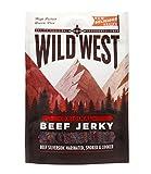 Wild West Beef Original Jerky Protein Trockenfleisch Beef Pack 12x70 g