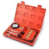 Essentielle Qualität Motor Auto Benzin Gas Motor Zylinder Druckmessgerät Tester Werkzeug für Fahrer