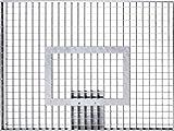 Sport-Thieme Basketball-Board aus Stahldrahtgewebe