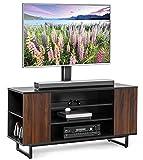 FITUEYES Schrank mit TV Halterung TV Ständer für 32-70 Zoll Flach & Curved Fernseher oder Monitor TW310601MB