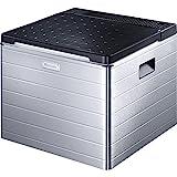 DOMETIC CombiCool ACX 40 tragbare Absorber-Kühlbox, 40 Liter, 50 mbar, lautloser Betrieb mit 12 V, 230 V und Gas