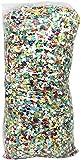 com-four® Konfetti in bunten Farben 1000g - Tischkonfetti für Partys - Party-Deko für Geburtstag Silvester und Hochzeit - Tischdekoration