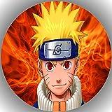 Fondant Tortenaufleger Tortenbild Geburtstag Naruto AMA 21