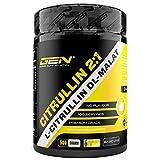L-Citrullin Pulver - 500 g - L-Citrullin DL-Malat 2:1 - Optimale Löslichkeit - Vegan - Laborgeprüft & ohne Zusätze - Aus pflanzlicher Fermentation - Premium Citrulin Malat Aminosäure