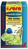 sera Crystal Clear 12 Filterbälle (formstabil & mehrfach auswaschbar) die innovative, patentierte 3D-Faserstruktur entfernt kleinste Trübungen ab 10µm (z.B. Schwebealgen, Mulm) nach kurzer Zeit