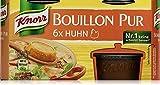 Knorr Bouillon Pur für den vollmundigen Geschmack Huhn 500 ml 6 Stück