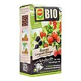 Compo BIO Beeren Langzeit-Dünger für alle Beerenpflanzen, Kern- und Steinobst, 5 Monate Langzeitwirkung, 2 kg