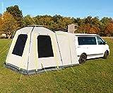 Reimo Tent Technology Heckzelt Uni Van 240x240/180 | Schleuse | selbststehend | passen für T4 5 6