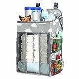 Magicfly Multifunktionale Nachttischtasche zum Aufhängen, Aufbewahrungstasche, für Kinderzimmer