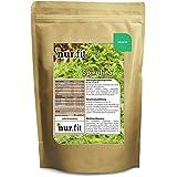 Nurafit Spirulina-Pulver I Vegan Superfood für Green-Smoothies und Fitness-Shakes I Alge mit B-Vitaminen rein natürlich I 500g / 0.5kg