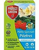 PROTECT GARDEN Alitis Spezial-Pilzfrei (ehem. Bayer Garten Aliette), Pilzbekämpfung an Zierpflanzen, Kopfsalat, Gurke und Erdbeeren, 40 g