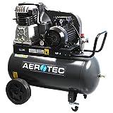 Druckluft 90 L Kompressor 650-90 PRO | 15 bar 400V