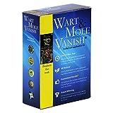 Wart Mole Vanish™ Warzen & Leberflecken entfernen Set - Syringom & Entfernung von Warzen auf der Haut & Gegen Muttermale + Auch für Genitalwarzen, Warzenentferner, Dornwarzen, Gesicht & Körper