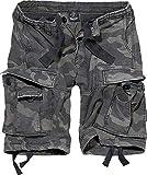 Brandit Vintage Short  Gr:- XL, Farbe:-Darkcamo