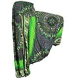 PANASIAM Aladin Pants, Maoi 03, Gruenton XL
