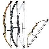 Strongbow Set Hunter II - 50-60 lbs - Compoundbogen | Farbe: Schwarz