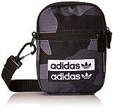 Adidas Camo Festival Bag EI8968; Unisex Sachet; EI8968; Grey; One Size EU (UK)