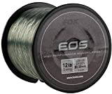 FOX EOS Carp Mono Schnur - 1000m monofile Karpfenschnur, Angelschnur zum Karpfenangeln, Monoschnur, Durchmesser/Tragkraft:0.35mm / 8.16kg / 18lb