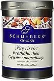 Schuhbeck Schuhbecks Bayrisches Brathähnchen Gewürz, 1er Pack (1 x 500 g)
