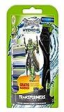Wilkinson Sword Hydro 5 Sensitive Vorteilspack Transformers Edition mit 4 Klingen + Rasierer gratis