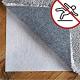 LILENO HOME Anti Rutsch Teppichunterlage aus Vlies (60x120 cm) - hochwertige Teppich Antirutschmatte für alle Böden - Perfekter Teppichstopper für EIN sicheres Zuhause