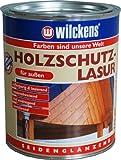 Wilckens Holzschutzlasur Nussbaum 2500 ml
