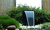 Ubbink Terrassenbrunnen Wasserspiel Vicenza Gartenbrunnen LED