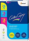 Mondi ColorCopy DIN A6 Papier 120g/m² VE = 125 Blatt Papier weiß für Laserdrucker und InkJet geeignet
