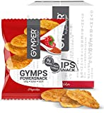 GYMPER by Layenberger Gymps Paprika, Protein-Chips, im Portionsbeutel (6 x 25g)