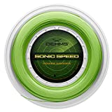 Oehms Sonic Speed Power Wedges | Profilierte Co-Polyester Tennis-Saite | 200 m Rolle | 1.19 mm