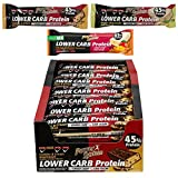 Power System LOW er CARB Protein Riegel mit 45% Eiweiss - Bar 24 x 40g (Mixed - Pack)