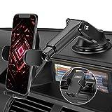 Mpow Handyhalterung Auto, Handyhalter fürs Auto Lüftung,Amaturenbrett & Windschutzscheibe 3 in 1 Universale KFZ Handyhalterung Smartphone Halterung für iPhoneSE 2020/11/GalaxyS20/Note10/HUAWEI LG usw