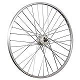 Taylor-Wheels 28 Zoll Vorderrad Shimano Nabendynamo Nexus DH-C3000-3N - Silber