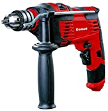 Einhell Schlagbohrmaschine TC-ID 1000 E (1010 W, Bohrleistung Ø Holz 32 mm, Beton 16 mm, Metall 13 mm, Metall-Tiefenanschlag, robustes Zahnkranzbohrfutter)