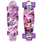 GORIFEI Mini Skateboard (Purple)