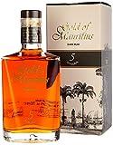 Gold of Mauritius Dark Rum 5 Solera  Rum (1 x 0.7 l)