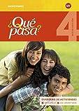 ¿Qué pasa? / Lehrwerk für Spanisch als 2. Fremdsprache ab Klasse 6 oder 7 - Ausgabe 2016: ¿Qué pasa? - Ausgabe 2016: Cuaderno de actividades 4 mit Lernsoftware und Audio-CD für Schüler
