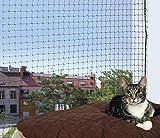 Trixie 44311 Schutznetz, 3 × 2 m, schwarz