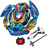 Kampfkreisel Burst mit kampfkreisel Launcher 4D Fusion Modell Metall Masters Kreisel Kinder Spielzeug Geschenk für Weihnachten Geburtstag battling Tops