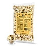 KoRo - Erdnüsse Geröstet ohne Salz und Öl 1kg - Großpackung ungesalzener naturbelassener Erdnusskerne ohne künstliche Zusätze ohne Öl geröstet