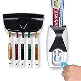 Txyk automatische Zahnpastaspender Zahnpasta mit Zahnbürstenhalter
