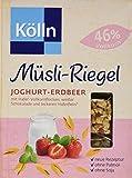 Kölln Müsli-Riegel Joghurt-Erdbeere, 4 Stück
