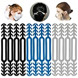 12PCS Mask Extender, Maskenhaken Anti-Tightening Ear Protector Dekompressionshalter Haken Ohrriemen Zubehör Ohrverlängerungsmaske Schnalle Ohrenschmerzen gelindert