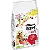 Purina Beneful Hundetrockenfutter Original (mit Rind und Gemüse) 7,5kg Sack