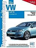 VW Golf VII: Ab Modelljahr 2013: Ab Modelljahr 2013 / Wartung / Pflege / Stötungssuche (Reparaturanleitungen)