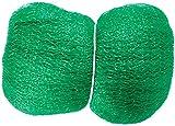 Connex Vogelschutznetz 5 x 2 m - grün - 10 x 10 mm Maschenweite - Gewicht 6 g/m² - Robustes Gewebe - Zuverlässiger Schutz vor Vogelfraß/Engmaschiges Obstbaumnetz/Teichnetz / FLOR78152