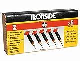 Ironside Durchschlägersatz 5-teilig mit Handschutz