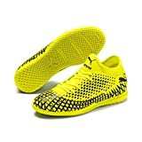 Puma FUTURE 4.4 IT Jr, Unisex-Kinder Fußballschuhe, Gelb (Yellow Alert-Puma Black 03), 38 EU (5 UK)