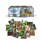Starnberger Spiele 86050 - Waldbaden Memospiel - Gedächtnisspiel mit 36 Motiven - Geschenkidee für Naturliebhaber - Tolles Geschenk zum Geburtstag